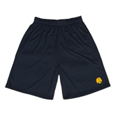 Performance Classic Black 9 Inch Short-Official Logo