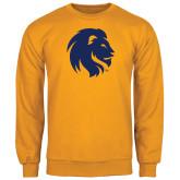 Gold Fleece Crew-Official Logo