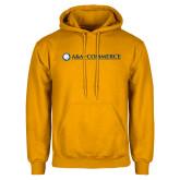 Gold Fleece Hoodie-AM Commerce