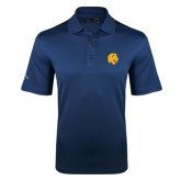 Callaway Opti Dri Navy Chev Polo-Official Logo