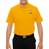 Under Armour Gold Performance Polo-Mascot AM Commerce