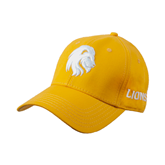 Gold Heavyweight Twill Pro Style Hat-Official Logo