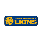 Small Magnet-Flat A&M Commerce Lions