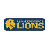 Medium Magnet-Flat A&M Commerce Lions