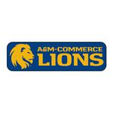 Large Magnet-Flat A&M Commerce Lions