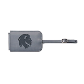 Fabrizio Grey Luggage Tag-Official Logo Engrave