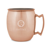 Copper Mug 16oz-Mascot AM Commerce Engraved
