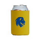 Collapsible Gold Can Holder-Official Logo