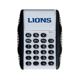White Flip Cover Calculator-Lions