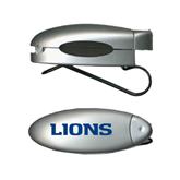 Silver Bullet Clip Sunglass Holder-Lions