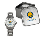 Ladies Stainless Steel Fashion Watch-Mascot AM Commerce