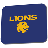 Full Color Mousepad-Stacked Lions with Head