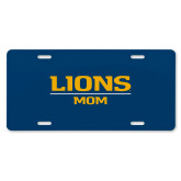 License Plate-Lions Mom