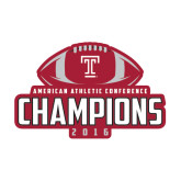 Medium Decal-2016 AAC Football Champions
