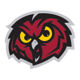 Large Decal-Owl Head, 12 inches wide
