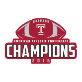 Large Decal-2016 AAC Football Champions