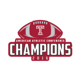 Small Decal-2016 AAC Football Champions