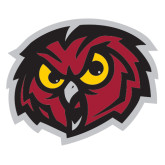 Extra Large Decal-Owl Head, 18 inches wide