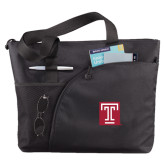 Excel Black Sport Utility Tote-Box T