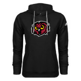 Adidas Climawarm Black Team Issue Hoodie-Owl Head