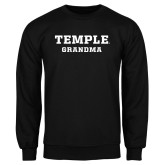 Black Fleece Crew-Grandma