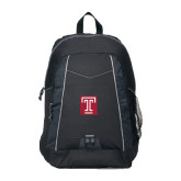Impulse Black Backpack-Box T