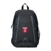 Impulse Black Backpack-Box T