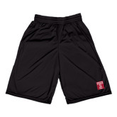 Russell Performance Black 9 Inch Short w/Pockets-Box T