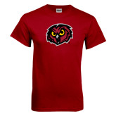 Cardinal T Shirt-Owl Head