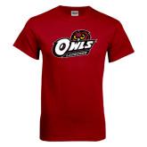 Cardinal T Shirt-Lacrosse