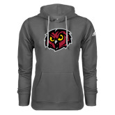 Adidas Climawarm Charcoal Team Issue Hoodie-Owl Head