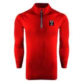 Under Armour Cardinal Tech 1/4 Zip Performance Shirt-Box T