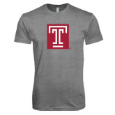 Next Level Premium Heather Tri Blend Crew-Box T