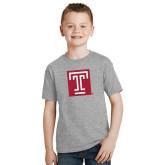 Youth Grey T-Shirt-Box T