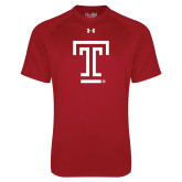 Under Armour Cardinal Tech Tee-Knockout T