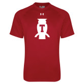 Under Armour Cardinal Tech Tee-Perched Owl T