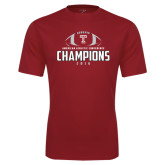 Syntrel Performance Cardinal Tee-2016 AAC Football Champions