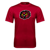 Syntrel Performance Cardinal Tee-Owl Head