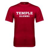 Performance Cardinal Tee-Alumni