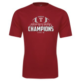 Syntrel Performance Cardinal Tee-2016 AAC East Division Football Champions