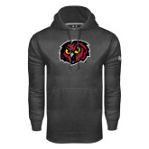 Under Armour Carbon Performance Sweats Team Hood-Owl Head