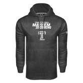 Under Armour Carbon Performance Sweats Team Hoodie-Mayhem Is Coming