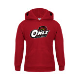 Youth Cardinal Fleece Hoodie-Field Hockey