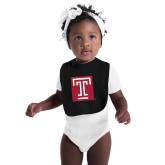 Black Baby Bib-Box T