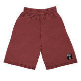 Midcourt Performance Cardinal 9 Inch Game Short-Box T