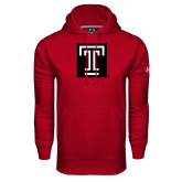 Under Armour Cardinal Performance Sweats Team Hood-Box T