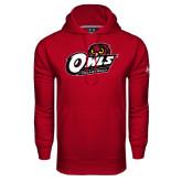 Under Armour Cardinal Performance Sweats Team Hoodie-Volleyball