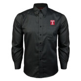 Red House Black Long Sleeve Shirt-Box T