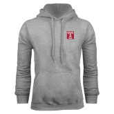 Grey Fleece Hoodie-Box T