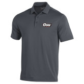 Under Armour Graphite Performance Polo-Temple Owl Club